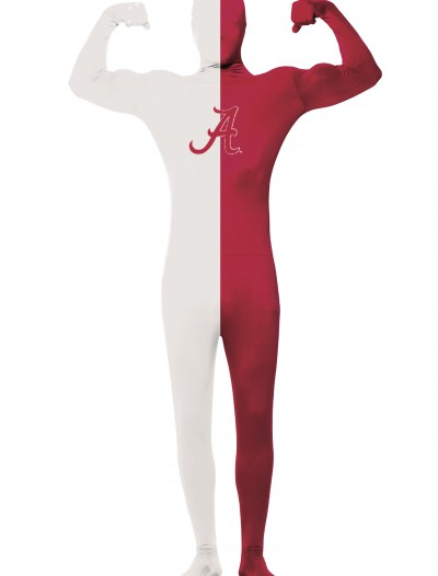 Adult University of Alabama Skin Suit, halloween costume (Adult University of Alabama Skin Suit)
