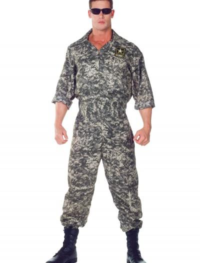 Adult U.S. Army Jumpsuit, halloween costume (Adult U.S. Army Jumpsuit)
