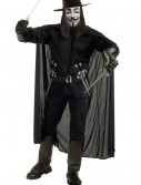 Adult V for Vendetta Costume, halloween costume (Adult V for Vendetta Costume)