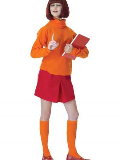 Adult Velma Costume, halloween costume (Adult Velma Costume)