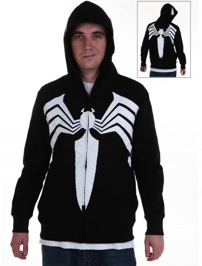 Adult Venom Costume Hoodie, halloween costume (Adult Venom Costume Hoodie)