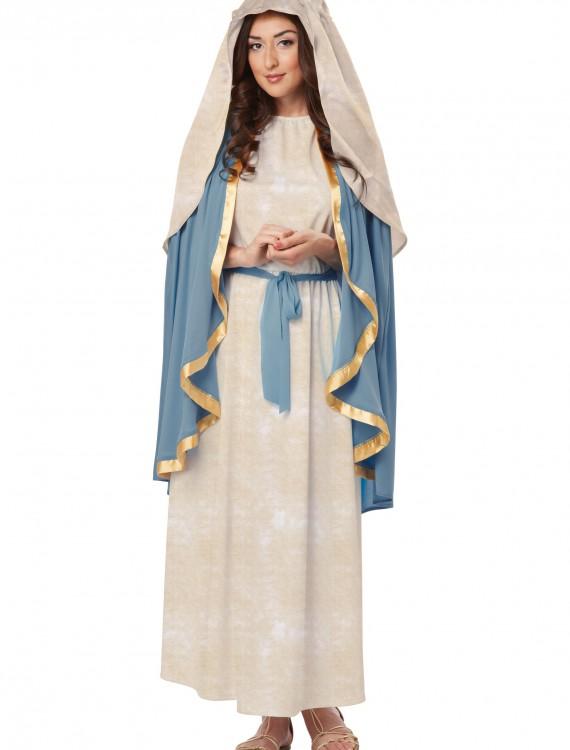 Adult Virgin Mary Costume, halloween costume (Adult Virgin Mary Costume)