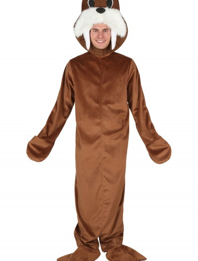 Adult Walrus Costume, halloween costume (Adult Walrus Costume)