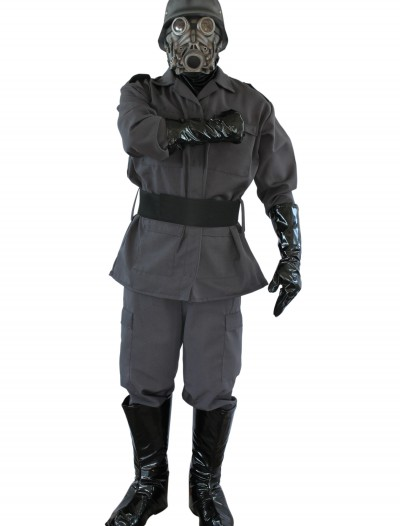 Adult Warfare Costume, halloween costume (Adult Warfare Costume)