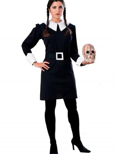 Adult Wednesday Addams Costume, halloween costume (Adult Wednesday Addams Costume)