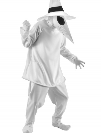 Adult White Spy vs Spy Costume, halloween costume (Adult White Spy vs Spy Costume)