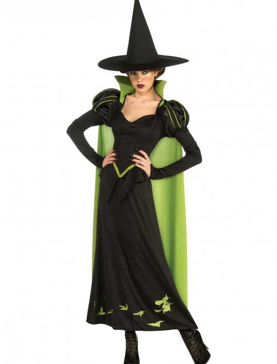 Adult Wicked Witch of the West Costume, halloween costume (Adult Wicked Witch of the West Costume)