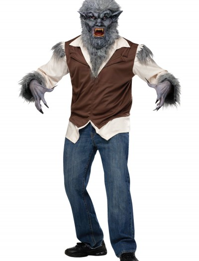 Adult Wolf Man Costume, halloween costume (Adult Wolf Man Costume)