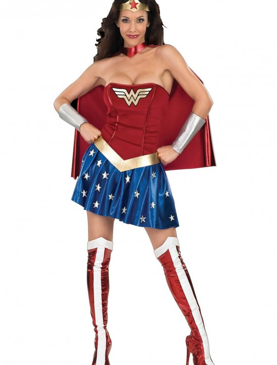 Adult Wonder Woman Costume, halloween costume (Adult Wonder Woman Costume)