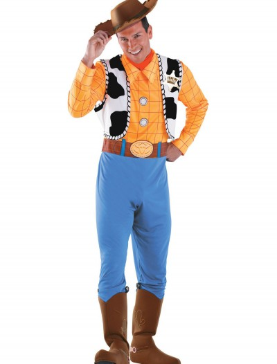 Adult Woody Costume, halloween costume (Adult Woody Costume)