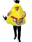 Adult Yellow Angry Bird Costume, halloween costume (Adult Yellow Angry Bird Costume)