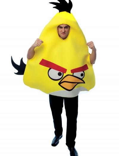 Adult Yellow Angry Bird Costume, halloween costume (Adult Yellow Angry Bird Costume)
