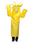 Adult Yellow Wacky Wiggler Costume, halloween costume (Adult Yellow Wacky Wiggler Costume)