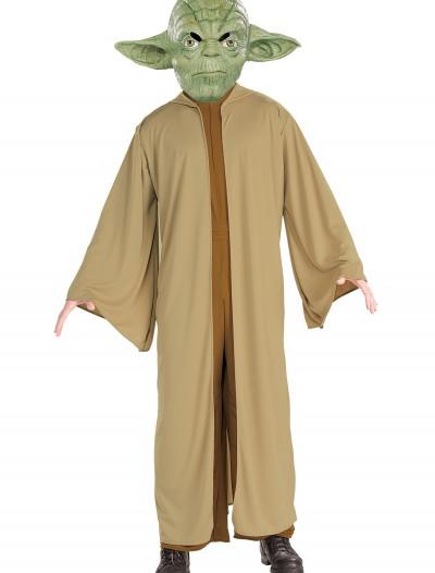 Adult Yoda Costume, halloween costume (Adult Yoda Costume)