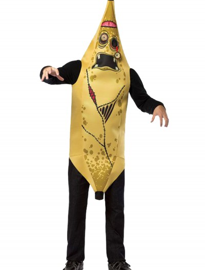 Adult Zombie Banana Costume, halloween costume (Adult Zombie Banana Costume)