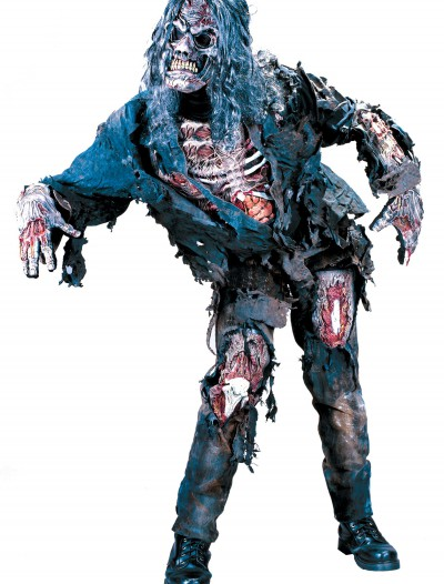 Adult Zombie Costume, halloween costume (Adult Zombie Costume)
