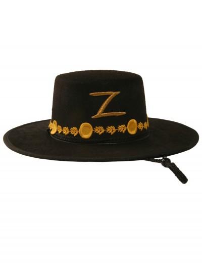 Adult Zorro Hat, halloween costume (Adult Zorro Hat)