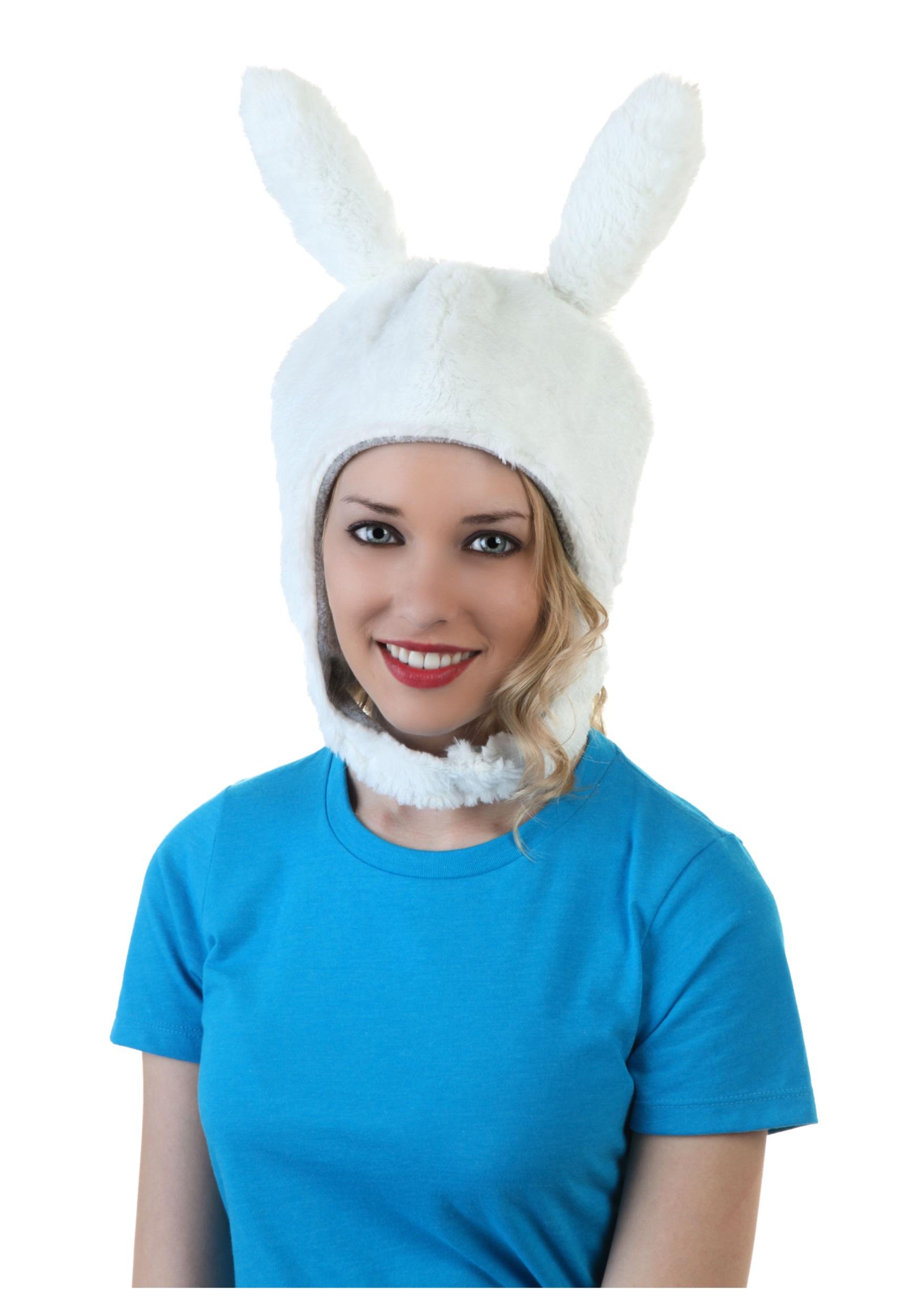 adventure time fleece fionna hat - halloween costumes