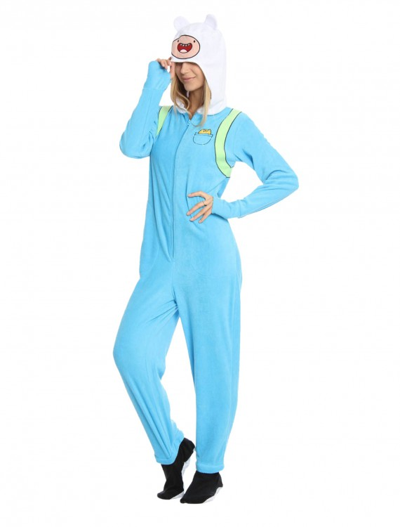 Adventure Time: Adult Finn Pajamas, halloween costume (Adventure Time: Adult Finn Pajamas)