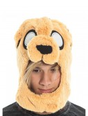 Adventure Time Jake Ember Plush Character Hat, halloween costume (Adventure Time Jake Ember Plush Character Hat)