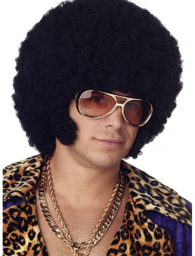Afro Chops Wig, halloween costume (Afro Chops Wig)