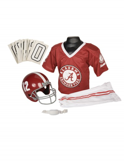 Alabama Crimson Tide Child Uniform, halloween costume (Alabama Crimson Tide Child Uniform)