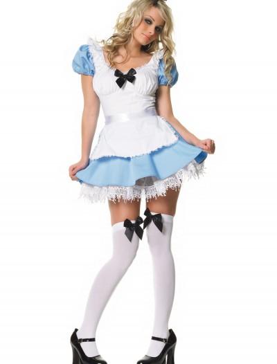 Alice in Wonderland Sexy Costume, halloween costume (Alice in Wonderland Sexy Costume)