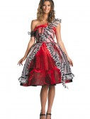 Alice Red Court Dress, halloween costume (Alice Red Court Dress)