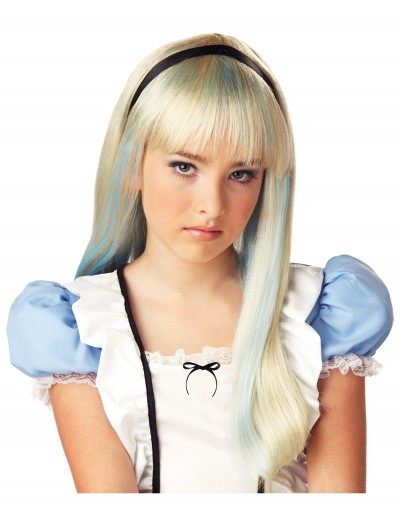 Alice Wig, halloween costume (Alice Wig)