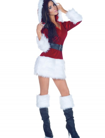 All Wrapped Up Sexy Santa Costume, halloween costume (All Wrapped Up Sexy Santa Costume)