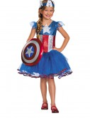 American Dream Tutu Prestige Costume, halloween costume (American Dream Tutu Prestige Costume)