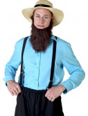 Amish Man Costume, halloween costume (Amish Man Costume)