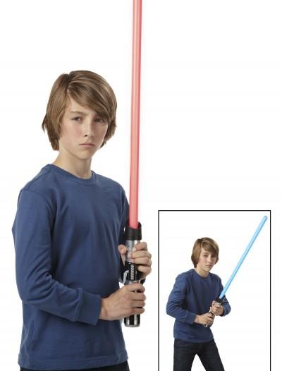 Anakin to Vader Color Changing Lightsaber, halloween costume (Anakin to Vader Color Changing Lightsaber)
