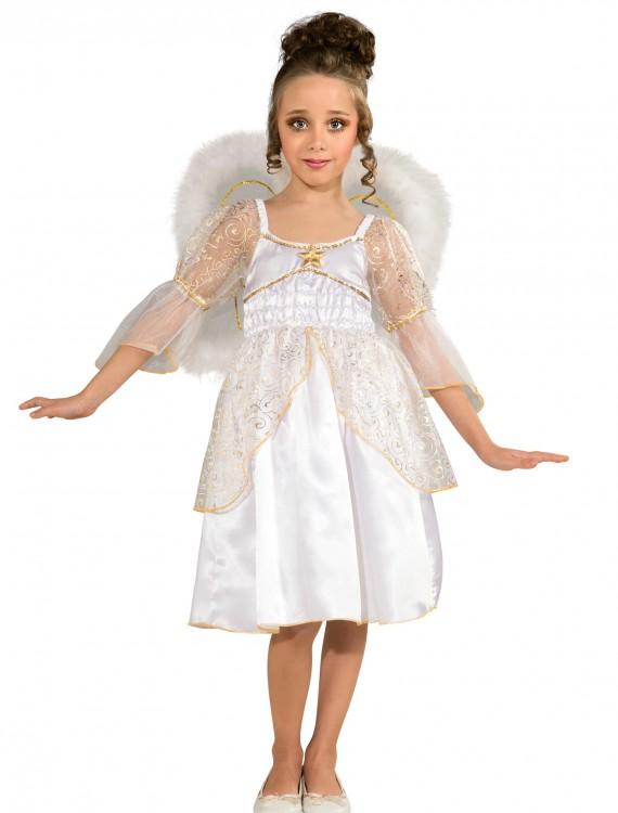 Angel Girls Costume, halloween costume (Angel Girls Costume)