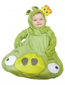 Angry Birds King Pig Bunting, halloween costume (Angry Birds King Pig Bunting)