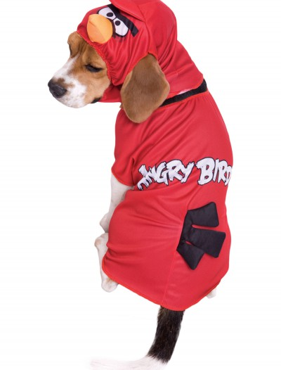 Angry Birds Red Bird Dog Costume, halloween costume (Angry Birds Red Bird Dog Costume)