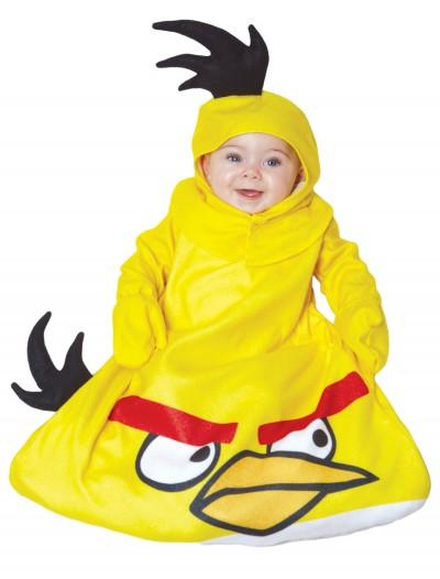 Angry Birds Yellow Bird Bunting, halloween costume (Angry Birds Yellow Bird Bunting)