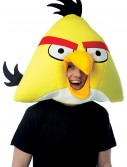 Angry Birds Yellow Fabric Mask, halloween costume (Angry Birds Yellow Fabric Mask)
