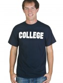 Animal House College Costume T-Shirt, halloween costume (Animal House College Costume T-Shirt)