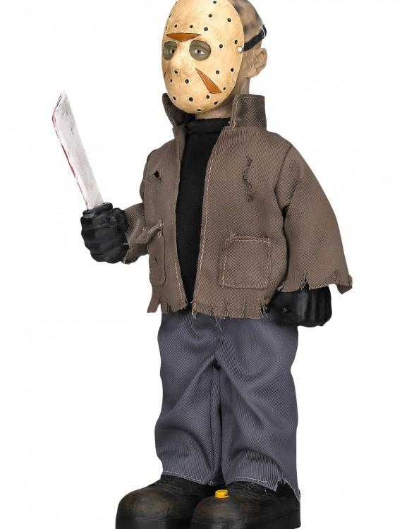 Animated 14 in. Jason Prop, halloween costume (Animated 14 in. Jason Prop)