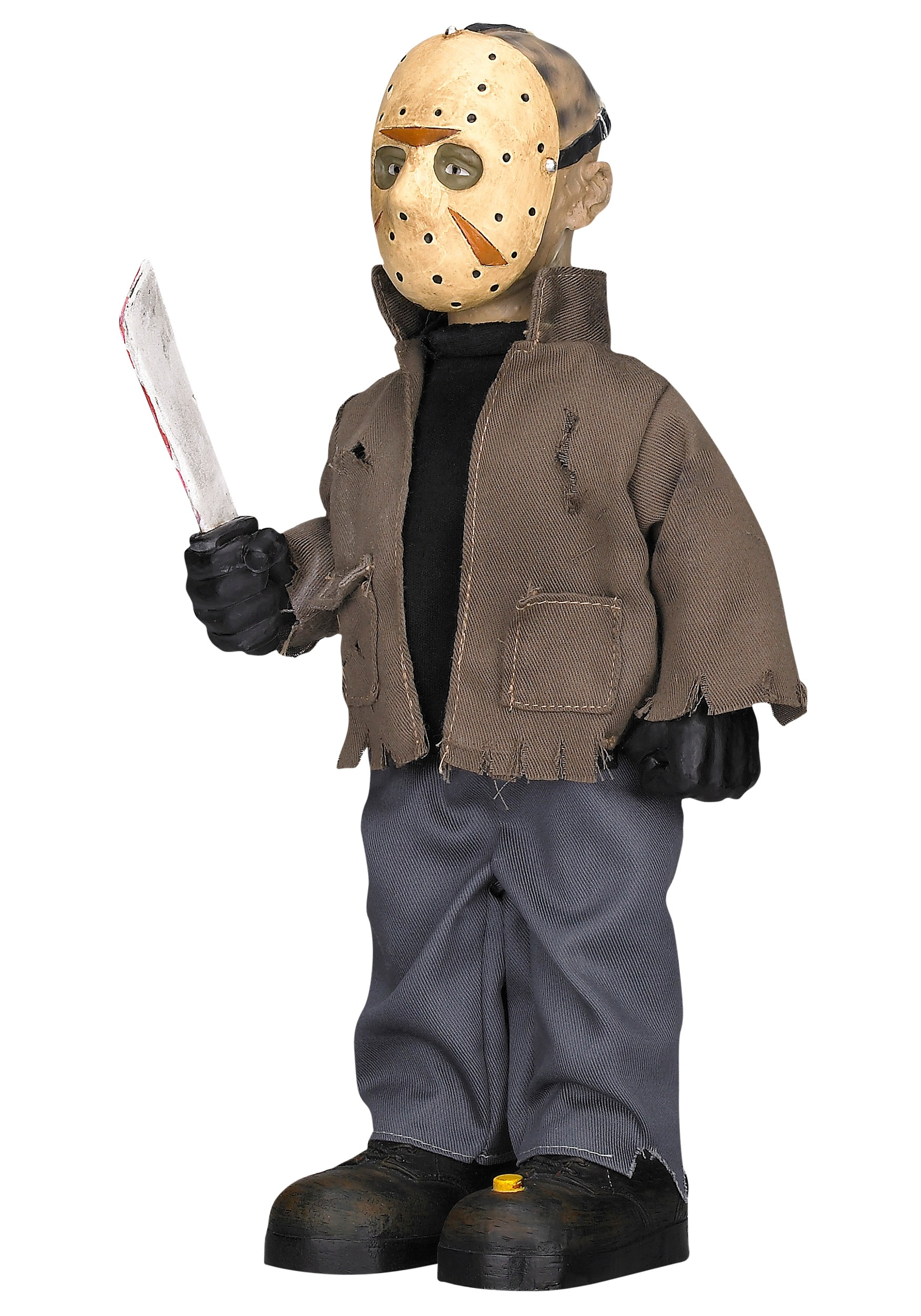 Animated 14 in. Jason Prop - Halloween Costumes