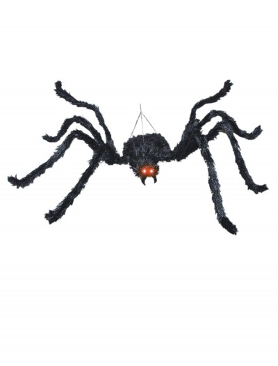 Animated Black Spider, halloween costume (Animated Black Spider)