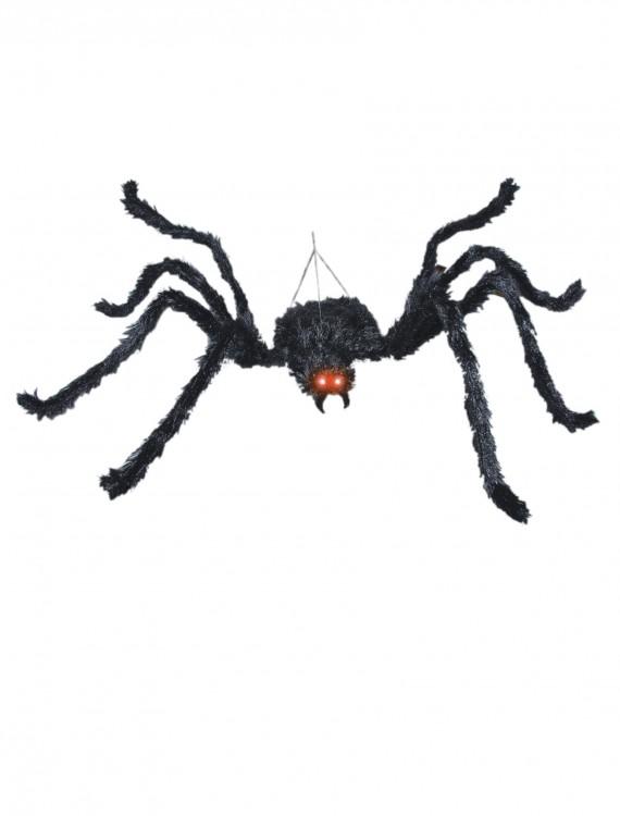 Animated Black Spider, halloween costume (Animated Black Spider)