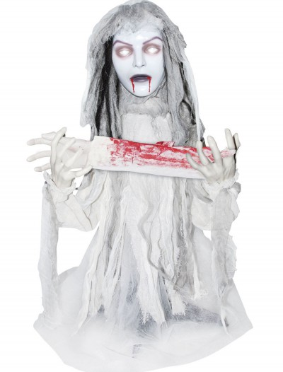Animated Cannibal Bride, halloween costume (Animated Cannibal Bride)