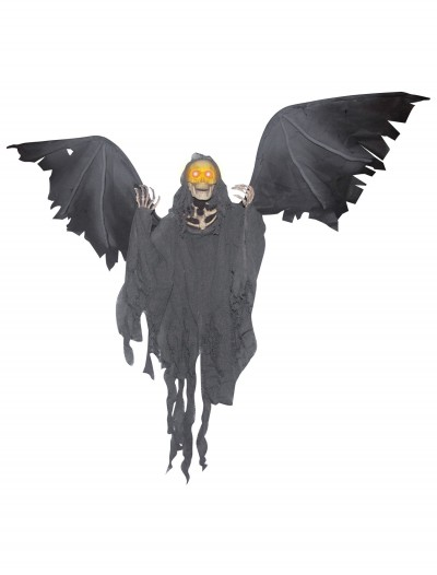 Animated Flying Reaper, halloween costume (Animated Flying Reaper)