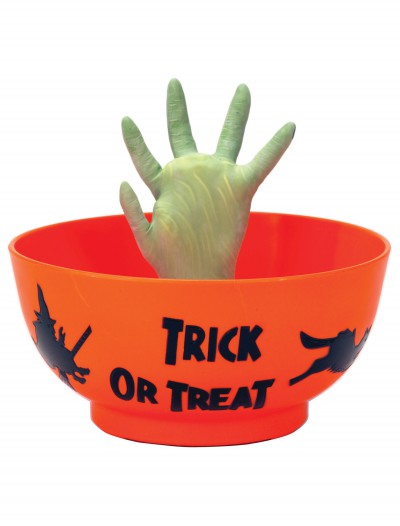 Animated Monster Hand in Bowl, halloween costume (Animated Monster Hand in Bowl)
