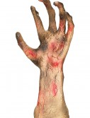 Animated Reaching Hand, halloween costume (Animated Reaching Hand)