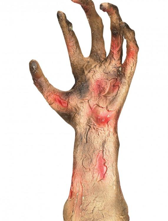 Animated Reaching Hand, halloween costume (Animated Reaching Hand)