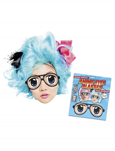 Anime Glasses, halloween costume (Anime Glasses)