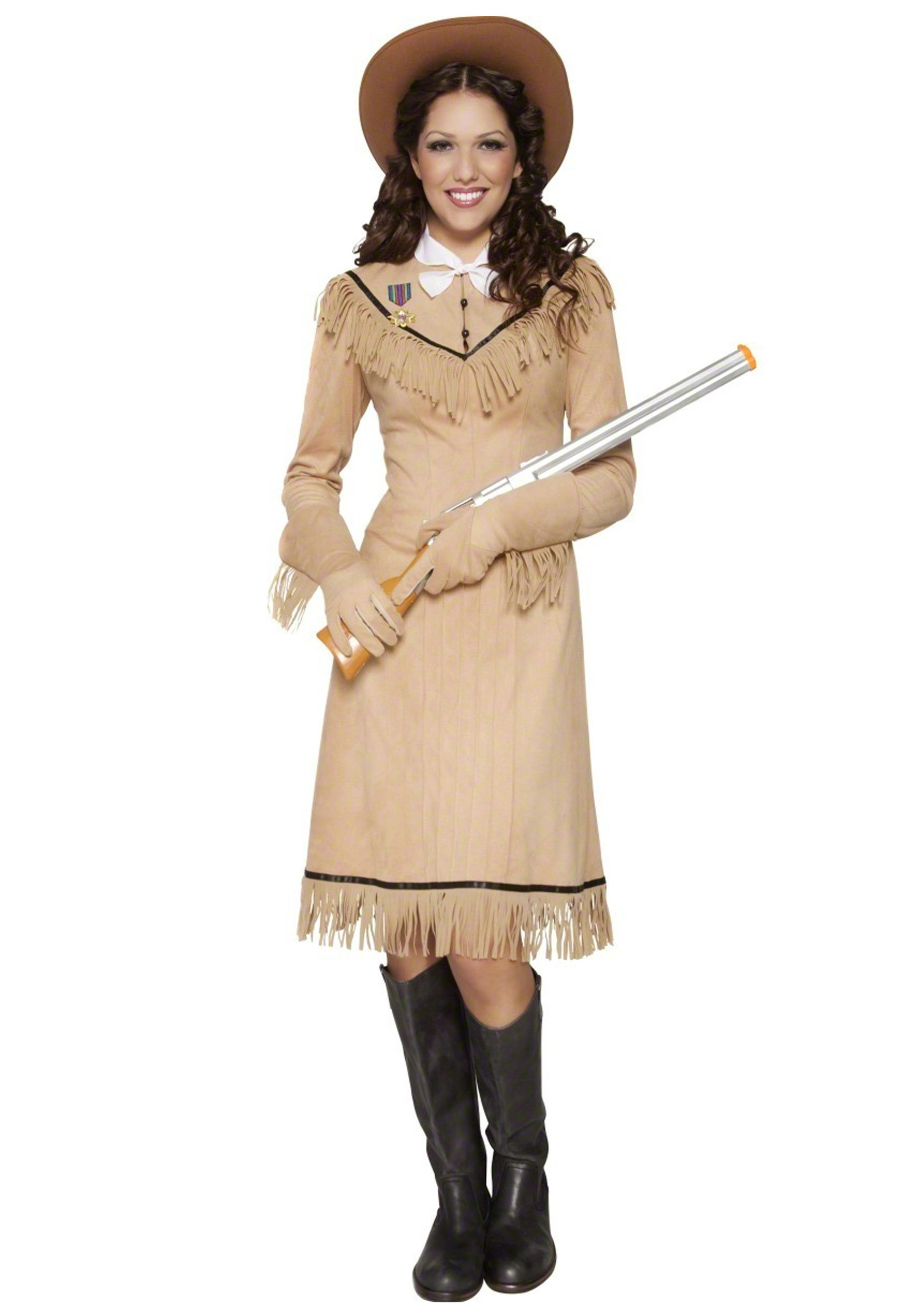 Annie Oakley Costume - Halloween Costumes